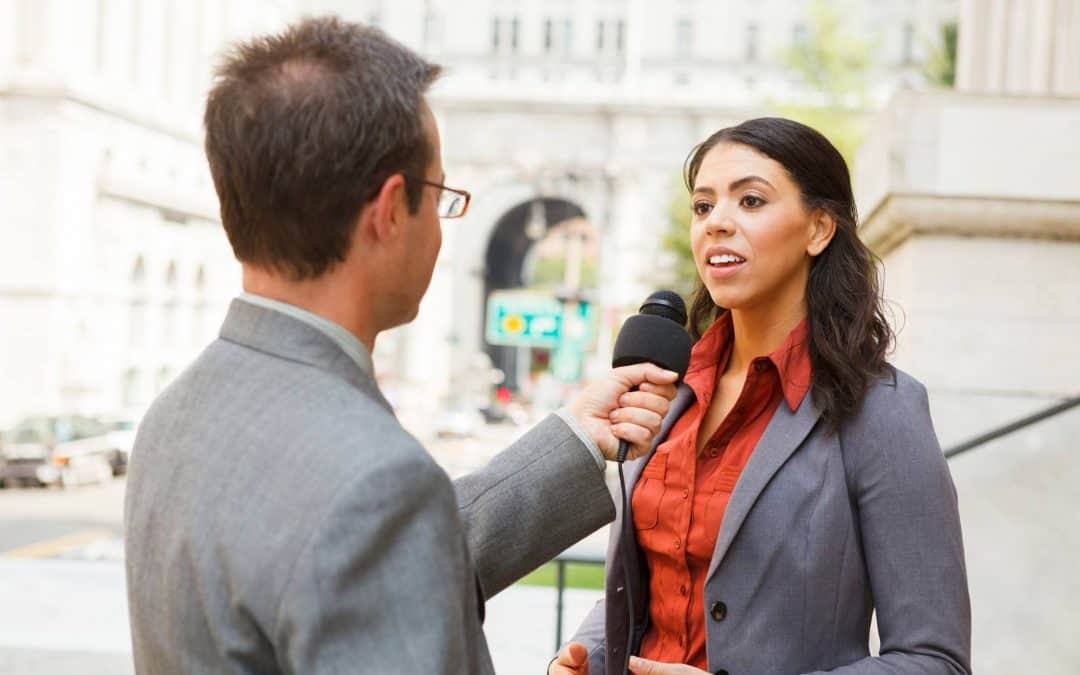 How to Plan for a Media Interview