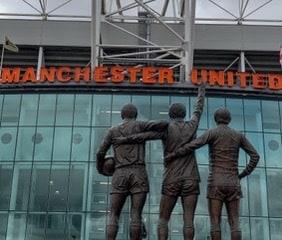 Manchester United fans protest – match postponed